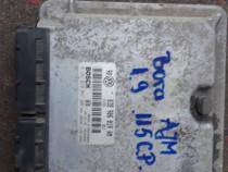 Calculator motor ECU vw 1.9 AJM