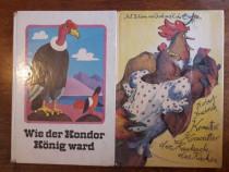 Lot 2 carti povesti in limba germana / C66P