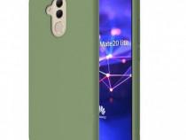 Husa Telefon Plastic Huawei Mate 20 Lite Liquid Turquoise