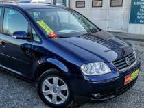 2 X VW Touran Diesel 2.0TDI -Blue-Automat DSG-2006-Navi