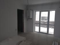 Apartament 2 camere intabulat 44+11mp la alb Cl Cisnadiei