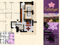 Apartament nou cu 3 camere Bucium- direct la dezvoltator
