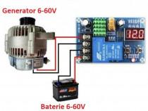 Modul regulator incarcare baterie acumulator 12V 24V 60V