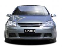 Grila capota VW GOLF 5 fara semn neagra