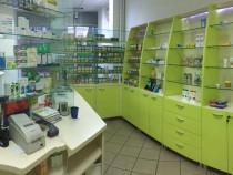 Mobilier farmacie,plafar,drogherie,cosmetice,birou,receptie