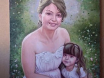 Transform pozele dumneavoastra in tablou pictat in ulei pe p