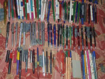 Colecție pixuri 155 bucăți