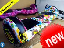 Hoverboard off-road 1000w nou  telecomanda+husa garantie