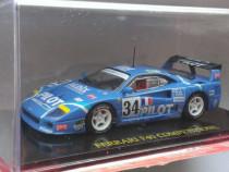 Macheta Ferrari F40 Competizione - Le Mans 1995 - Altaya 1/4