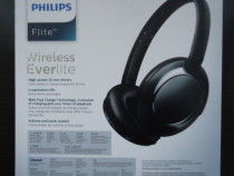 Casti Bluetooth Philips Over Ear Flite Ever Lite SHB4805DC