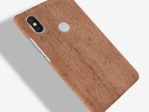 Carcasa Wood Grain Xiaomi Mi A2 Lite