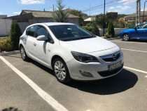 Opel astra j, 2010