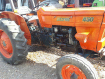 Tractor Fiat 450, 45CP, aduse recent