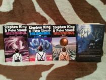 Talismanul/Casa intunericului-Stephen King (4 vol)
