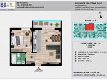 Apartament 2 Camere Mamaia Nord/ Sat - Rate Dezvoltator