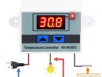Termostat electronic digital controller de Temperatura 220V