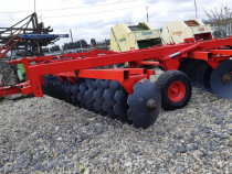 Disc agricol greu model in V 3,6 metri Jean de Bru
