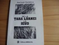 De la Tara Luanei la Ieud ( carte rara, ilustrata ) *