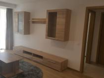 Apartament 2 camere, zona Coresi, mobilat si utilat