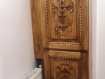 Masca centrala lemn