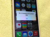 IPhone 5S Gold sau Black - impecabile