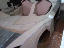 Kit replica Lamborghini aventador