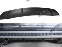 Prelungire difuzor bara spate Audi A7 4G8 S-line 10-14 v1