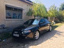 Audi a 4 s line 2.0 tdi 143 cp