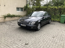 Mercedes E Class 270 cdi 170cp