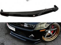 Prelungire splitter bara fata Chevrolet Camaro MK5 SS EU v1