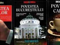 Descoperă, 3 broşuri
