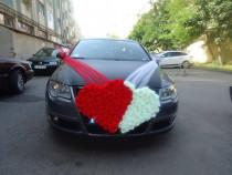 Inchiriez decoratiuni masini nunta