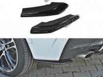 Prelungire splitter bara spate BMW X4 F26 M-Pack 14-18 v1