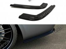 Prelungire splitter bara spate BMW Seria 3 E92 M-Pachet v1