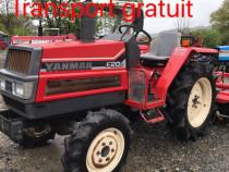 Tractoras tractor japonez Yanmar f20 superforte