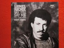 Vinil Lionel Richie - Say You, Say Me