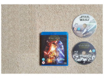 Star Wars The Force Awakens Blu Ray