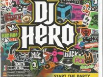 Joc DJ HERO Consola Wii Sigilat