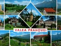 Valea Prahovei, 2 ilustrate necirculate