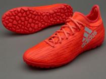 Ghete sintetic, iarbă, originale Adidas Techfit 16.3, nr. 42