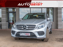 Mercedes-Benz GLE coupe, 4 Matic