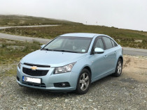 Chevrolet Cruze LT+ 1.6i 16V 124 CP, EURO 5, inmatriculata