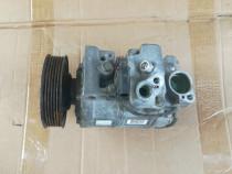 Compresor clima A.C Audi A4 B7 8E, A6 C6 4F 2.0 tdi