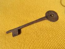 Cheie executata manual in anii '30