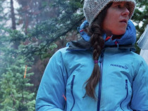 Norrona Goretex, geaca munte, trekking, mărimea M