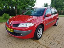 Renault megane 1.6i - posibilitate cumparare in rate –
