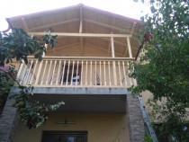 Terase,foisoare,acoperisuri ,structuri lemn.