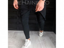 Pantaloni de trening barbati slim model 2019