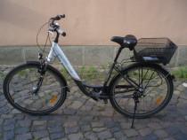 Bicicleta CYCO pt d-ne si d-re mai plinute.