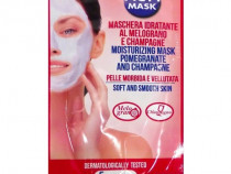 Masca hidratanta cu rodie si sampanie Acty Mask 15 ml